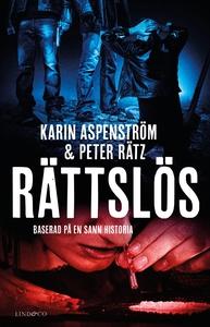 Rättslös (ljudbok) av Karin Aspenström