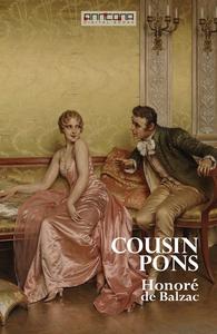 Cousin Pons (e-bok) av Honoré De Balzac