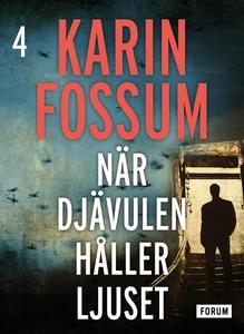 När djävulen håller ljuset (e-bok) av Karin Fos