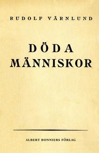 Döda människor : Noveller (e-bok) av Rudolf Vär