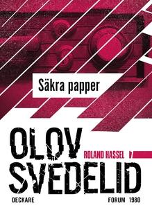 Säkra papper : En Roland Hassel-thriller (e-bok