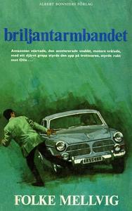 Briljantarmbandet (e-bok) av Folke Mellvig