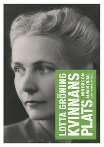 Kvinnans plats : Min bok om Alva Myrdal (e-bok)