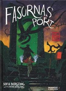 Fasornas port (ljudbok) av Sofia Bergting