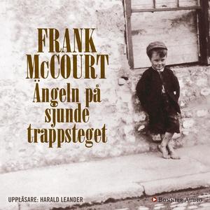 Ängeln på sjunde trappsteget (ljudbok) av Frank