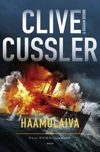 Haamulaiva (e-bok) av Clive Cussler, Graham Bro