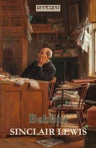 Babbitt (e-bok) av Sinclair Lewis