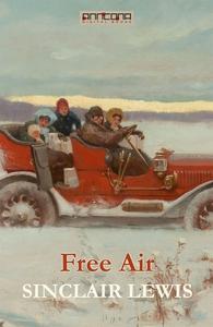 Free Air (e-bok) av Sinclair Lewis
