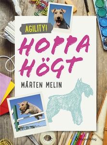 Agility! Hoppa högt (e-bok) av Mårten Melin