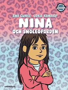 Nina och snöleoparden (e-bok) av Emi Gunér