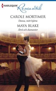 Dansa, mitt hjärta/Åtrå och diamanter (e-bok) a