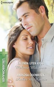 En enda liten kyss/Andlösa ögonblick (e-bok) av