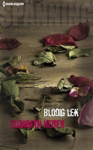 Blodig lek (e-bok) av Elizabeth Heiter