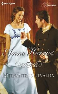 Löjtnantens utvalda (e-bok) av Anne Herries