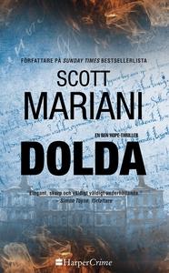 Dolda (e-bok) av Scott Mariani