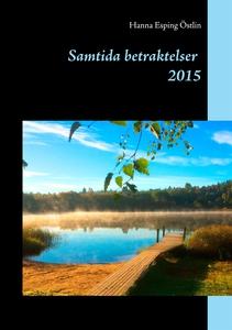 Samtida betraktelser 2015 (e-bok) av Hanna Espi