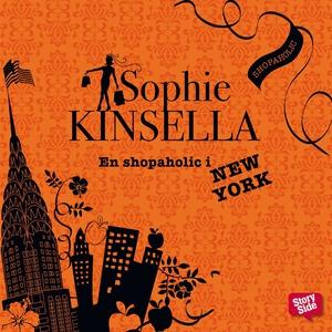 En shopaholic i New York (ljudbok) av Sophie Ki