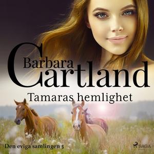 Tamaras hemlighet (ljudbok) av Barbara Cartland