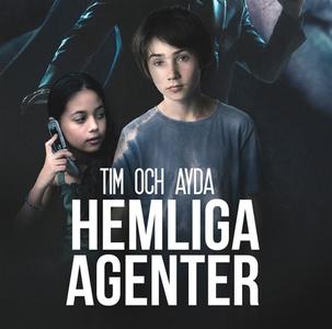 Tim och Ayda: Hemliga agenter (ljudbok) av KG J