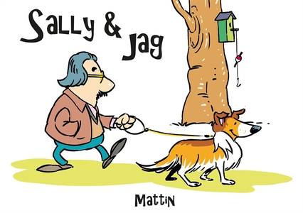 Sally & Jag (e-bok) av Mattin