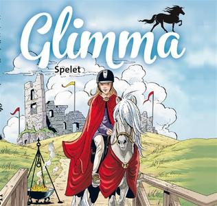 Glimma 3: Spelet (ljudbok) av Marie Helleday Ek