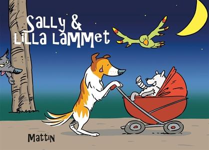 Sally & lilla lammet (e-bok) av Mattin