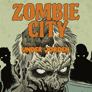 Zombie city, Under jorden (ljudbok) av Barbara