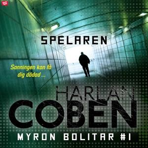 Spelaren (ljudbok) av Harlan Coben