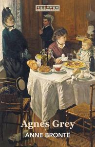 Agnes Grey (e-bok) av Anne Brontë