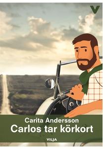 Carlos tar körkort (e-bok) av Carita Andersson