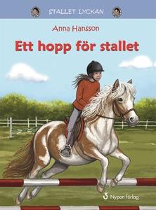 Ett hopp för stallet (e-bok) av Anna Hansson