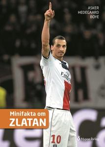 Minifakta om Zlatan (e-bok) av Asker Hedegaard