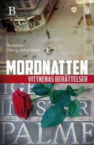 Mordnatten - vittnenas berättelser (e-bok) av V