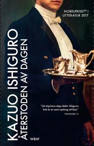 Återstoden av dagen (e-bok) av Kazuo Ishiguro