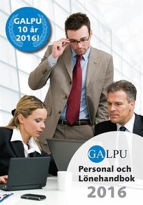 Galpu Personal och Lönehandbok 2016 (e-bok) av