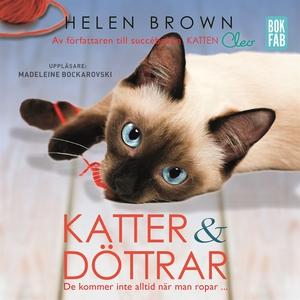 Katter och döttrar (ljudbok) av Helen Brown