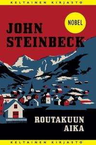 Routakuun aika (e-bok) av John Steinbeck