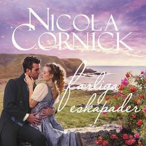 Farliga eskapader (ljudbok) av Nicola Cornick