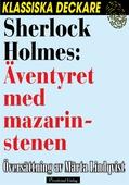 Sherlock Holmes: Äventyret med mazarinstenen