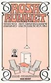 Rosa rummet eller Operabaren eller dylikt : Kåserier