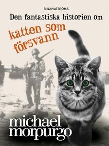 Den fantastiska historien om katten som försvan