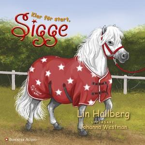 Klar för start, Sigge (ljudbok) av Lin Hallberg
