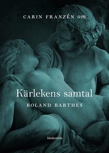 Om Kärlekens samtal av Roland Barthes (e-bok) a