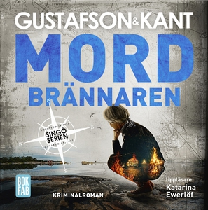 Mordbrännaren (ljudbok) av Anders Gustafson, Jo