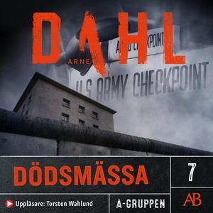 Dödsmässa (ljudbok) av Arne Dahl