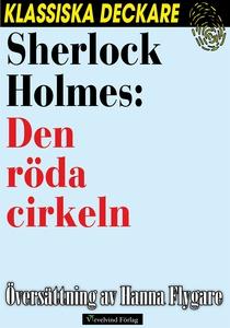 Sherlock Holmes: Den röda cirkeln (e-bok) av Ar