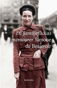 En familjeflickas memoarer (e-bok) av Simone de