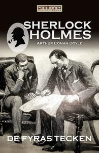 De Fyras Tecken (e-bok) av Arthur Conan Doyle