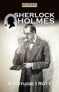 En Studie i Rött (e-bok) av Arthur Conan Doyle