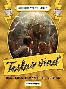 Teslas vind (e-bok) av Neal Shusterman, Eric El